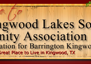 Kingwood Lakes South